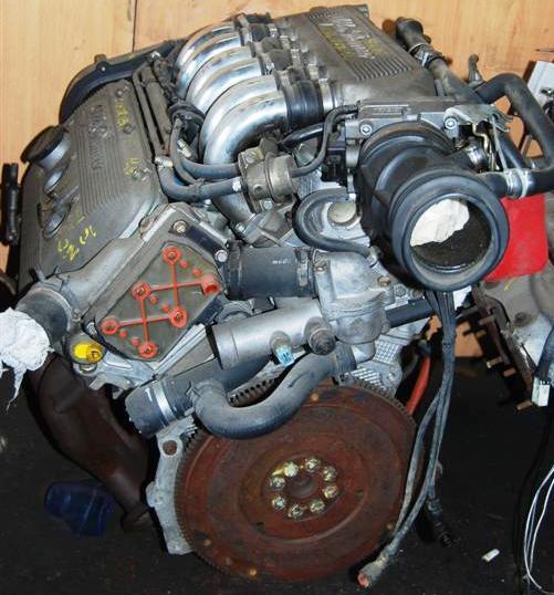 מנוע לרכב פורד פוקס