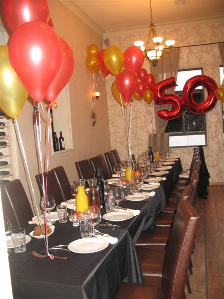 אירועים במסעדת באבא יאגה