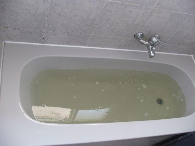 אחרי שיפוץ אמבטיה