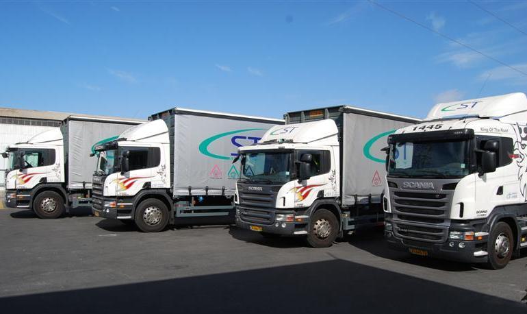 משאיות לשינוע חומרים מסוכנים
