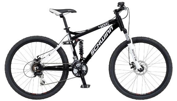 הוראות חדשות אופני הרים 10 405 שיכוך מלא CA-25