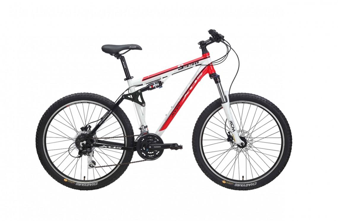 """אופניים שיכוך מלא בולם אחורי אויר בולם קדמי 120 מ""""מ 24 הילוכים מחיר 2999 ש""""ח במקום 3590 ש""""ח"""