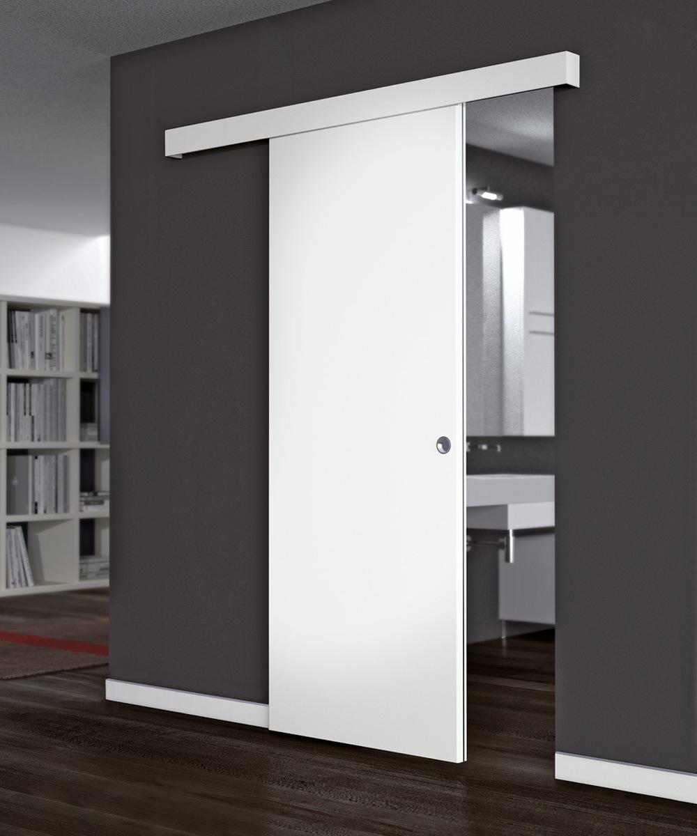 דלת הזזה (למינטו-פורמיקה)  חיצוני או פנימי