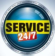 שירות 24 שעות ביממה