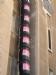 שרוול לפינוי פסולת מחובר לקומה 5 בבניין בתל אביב