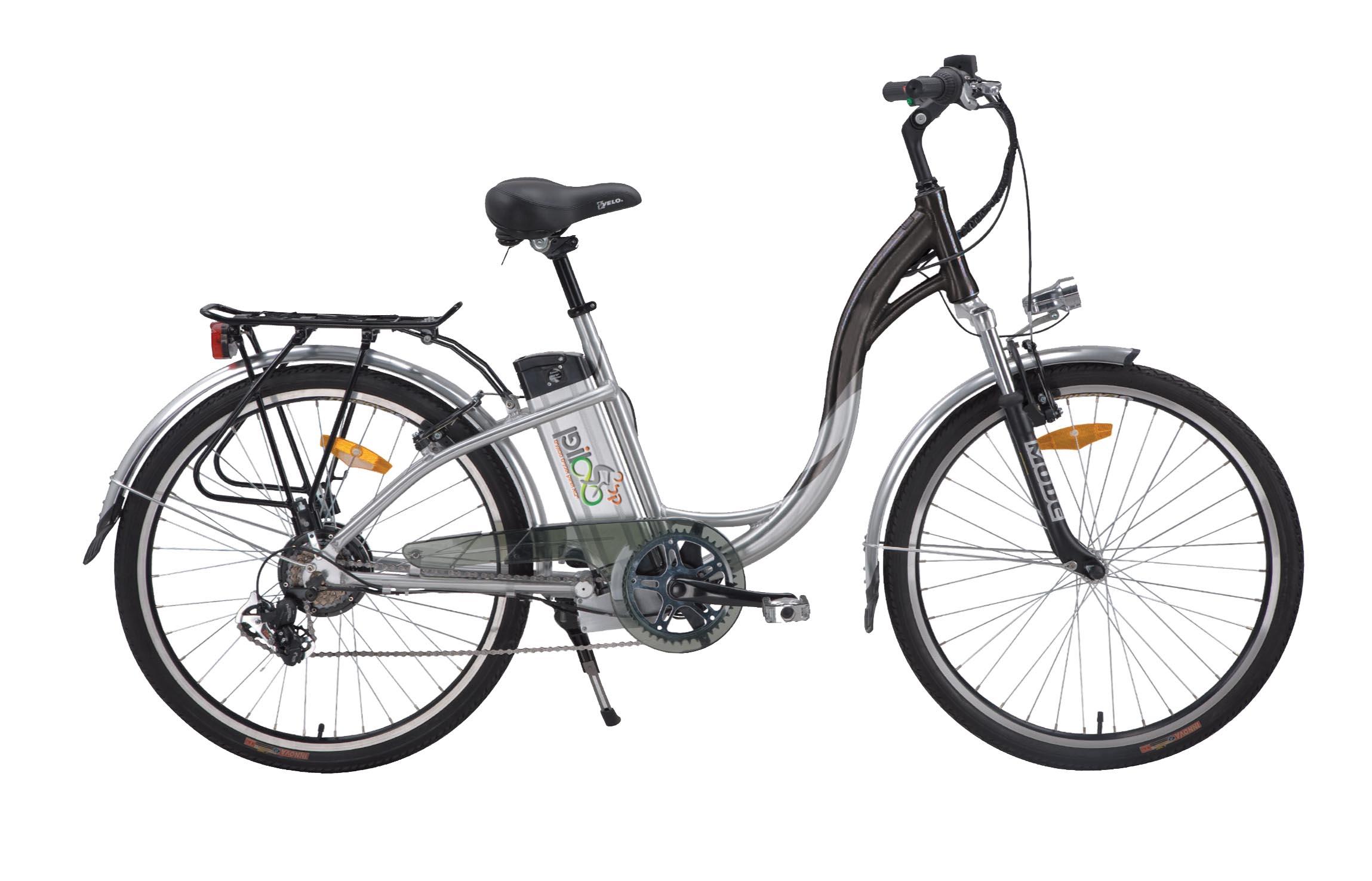 אופני עיר חשמליות דגם tdf26s