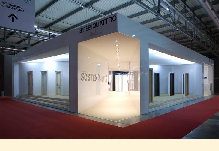 ביתן  effebiquatro  בתערוכת מילאנו מקום ראשון בעיצוב וחדשנות 2018
