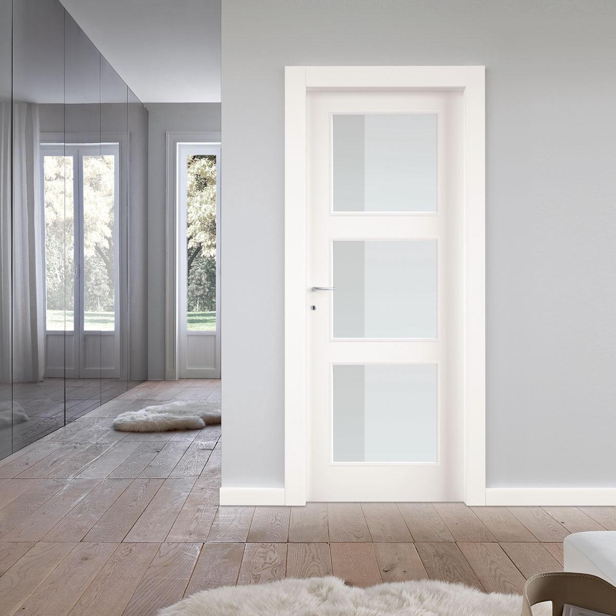 דלת ״איזי״. בתוספת 3 חלונות