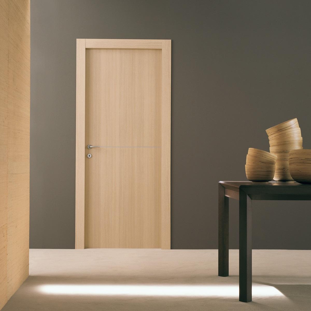 דלת ״איזי״ צבע אלון מולבן