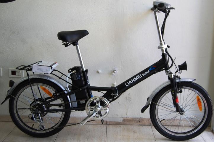 אופניים חשמליים LINMEI