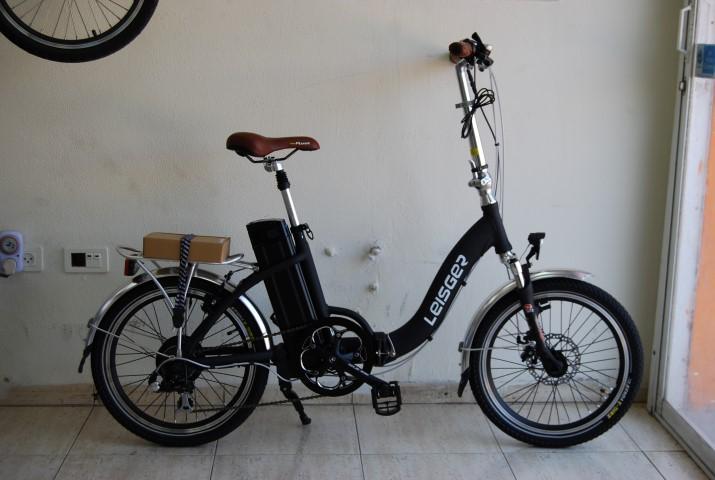 אופניים חשמליים דגם leisger