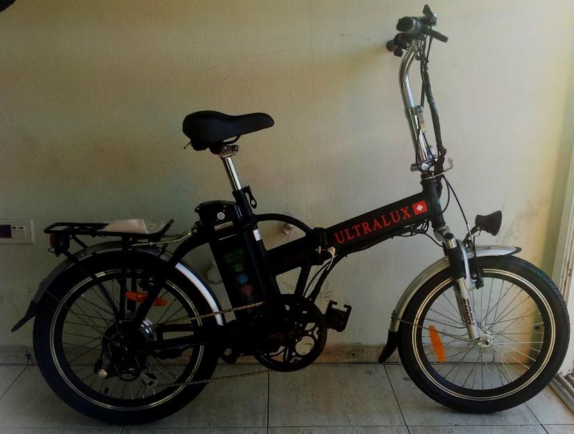 אופניים חשמליים ULTRALUX