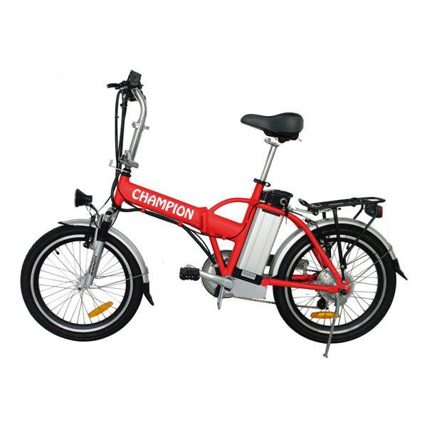 אופניים חשמליים דגם champion