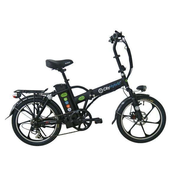 אופניים חשמליים מתקפלים 220W  - SMART סמארט