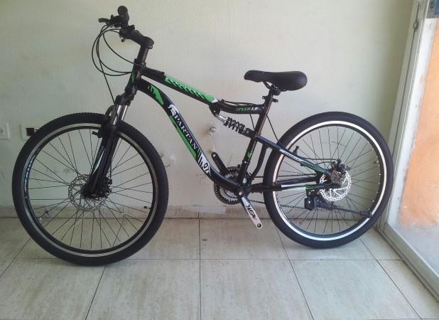 משהו רציני אופני שיכוך מלא בצפון | אופני שיכוך מלא בקריות ובחיפה | אופני הקריון GM-91