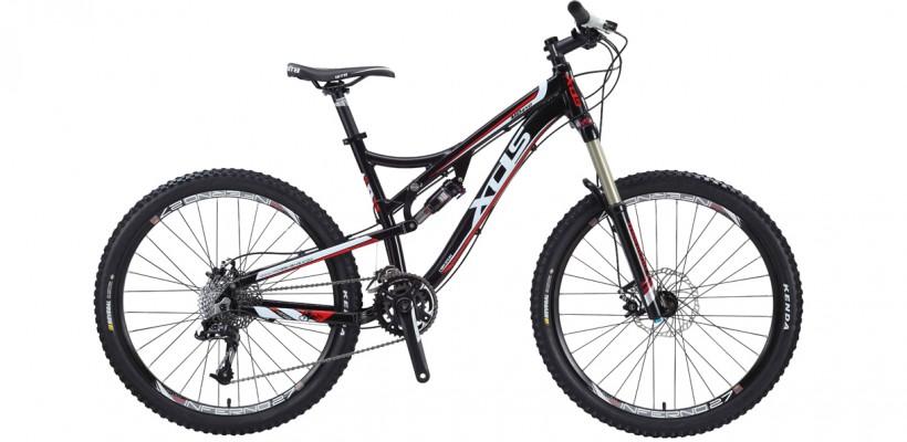 """אופניי 29  xds אופניי כניסה שיכוך מלא 27 הילוכים ברקסים דיסק הידראולי מחיר במרכז האופניים:3950ש""""ח"""