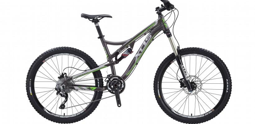 """אופניי 27.5  xds אופניי כניסה שיכוך מלא 27 הילוכים ברקסים דיסק הידראולי מחיר במרכז האופניים:3950ש""""ח"""