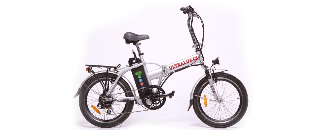 אופניים חשמליים אלומיניום מתקפלים במידת גלגלים 20″ מערכת 250W סוללה 36 וולט 10 אמפר ליתיום יון