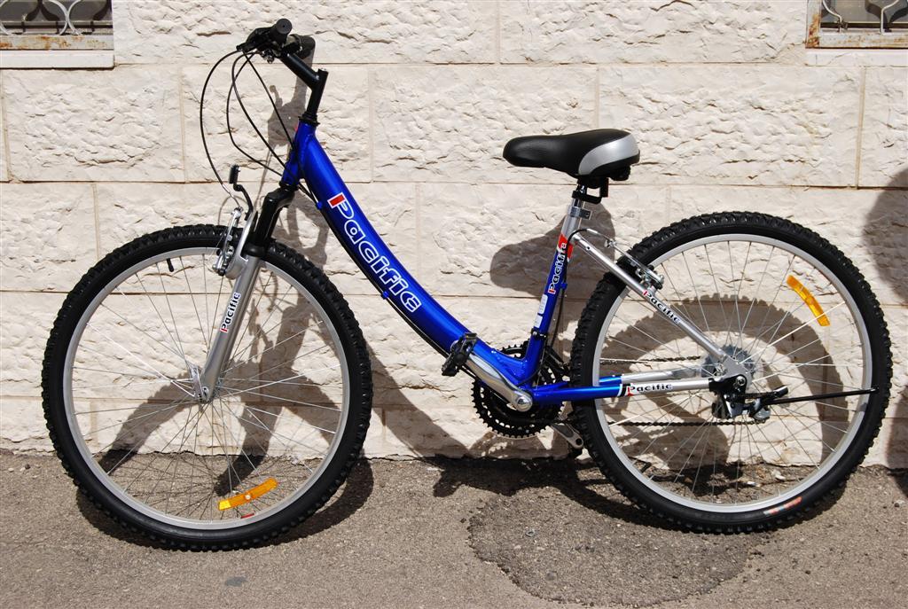 אופני פנאי