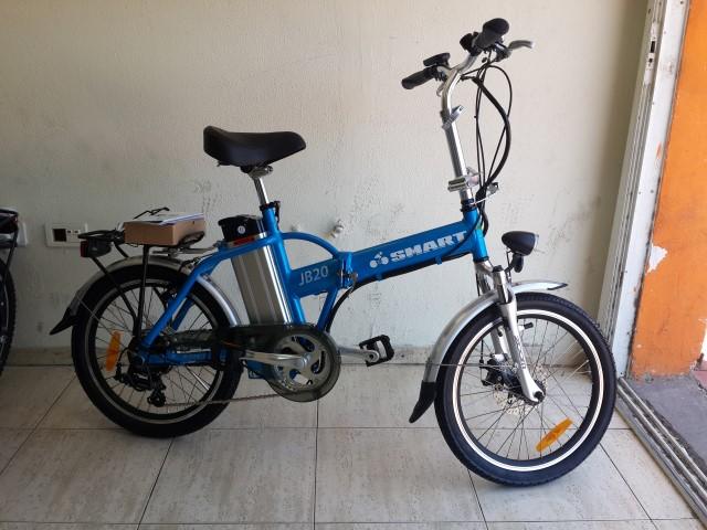 אופניים חשמליים SMART JB20 1600 טעינות