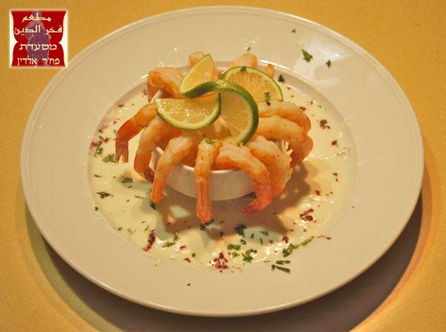 מסעדות דרוזיות - מסעדות בכרמל - מסעדות בעוספיה -מסעדה לבנונית בחיפה -  מסעדת פח'ר אלדין