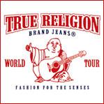 True Religion | טרו ריליגן גינס לגברים ונשים